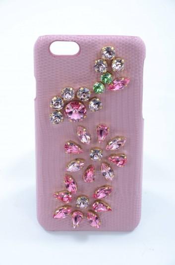 Dolce & Gabbana Women Iphone 6/6s Jewel Case - BI0725 B1865