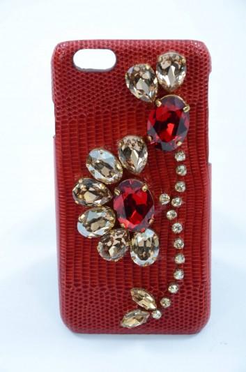 Dolce & Gabbana Women Iphone 6/6s Jewel Case - BI0725 B1880