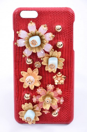 Dolce & Gabbana Women Iphone 6/6S Plus Jewel Case - BI0819 AD377