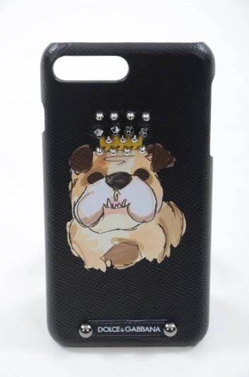 Dolce & Gabbana Funda Iphone 7/8 Plus Hombre - BP2238 AN557