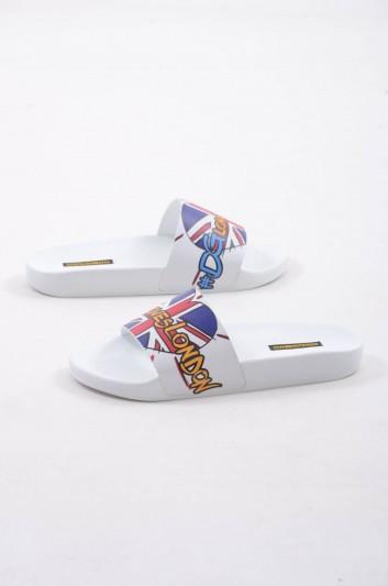 Dolce & Gabbana Women DGLovesLondon Flip Flops - CW0047 B9H97