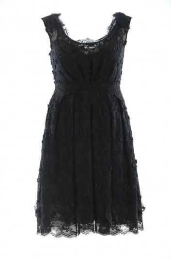 Dolce & Gabbana Women Lace Dress - F6HX8T FLMMB