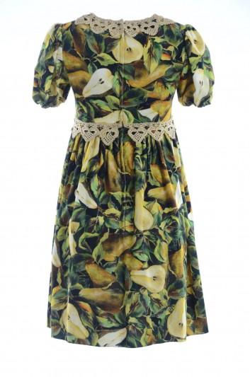 Dolce & Gabbana Vestido Medio Mujer - F65S2Z FSWA1