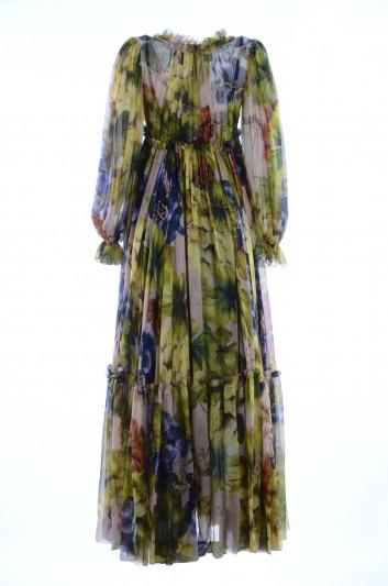 Dolce & Gabbana Women Long Dress - F6A2KT HS1CK