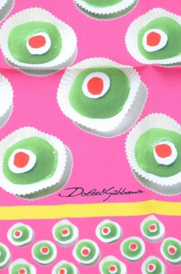 Dolce & Gabbana Fular Seda Mujer - FN093R GDL21