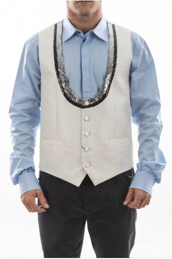 Dolce & Gabbana Men Vest - G7969T FJM52
