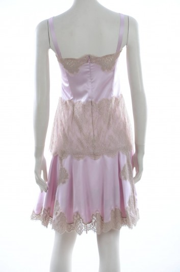 Dolce & Gabbana Women Silk Nightgown - F6VX8T FURAG