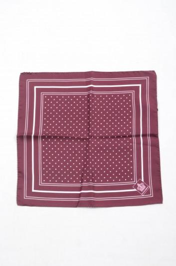 Dolce & Gabbana Men Silk Handerkerchief - GR412E G0SQV