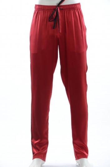 Dolce & Gabbana Pantalón de Seda Hombre - GYBOHZ FU1AU