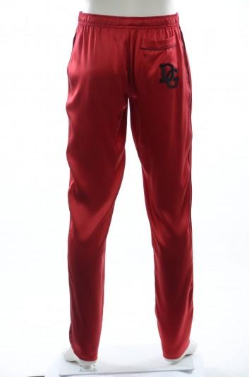 Dolce & Gabbana Men Silk Trousers - GYBOHZ FU1AU