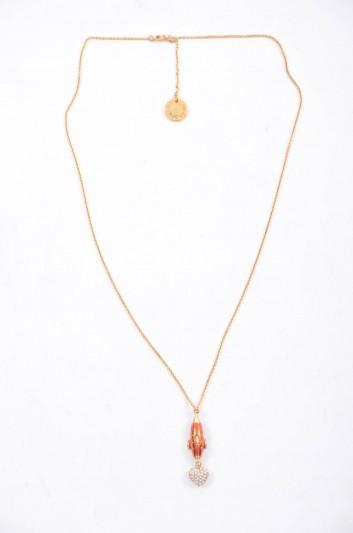 Dolce & Gabbana Women Spaceship Necklace - WNJ8M1 W1111