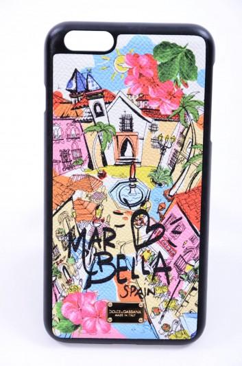 Dolce & Gabbana Funda Iphone 6/6S Plus Marbella Mujer - BI2126 B3432