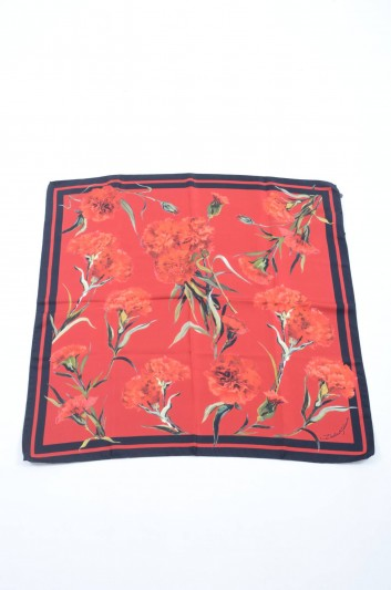Dolce & Gabbana Foulard Seda Mujer - FN092R GDG56
