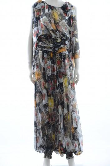 Dolce & Gabbana Women Silk Jumpsuit - F69G4T HS1R4