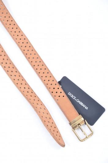 Dolce & Gabbana Cinturón Hombre - BC3668 A1568