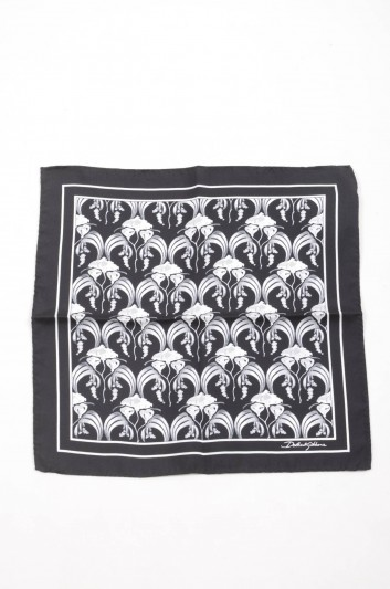 Dolce & Gabbana Men Silk Handerkerchief - GR412E G0WKI