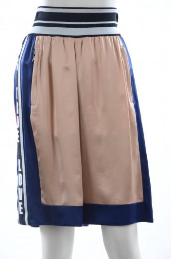 Dolce & Gabbana Women Short Sport Trousers - FTA22T FU1AU