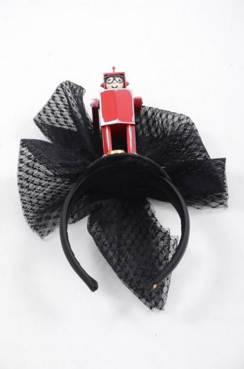 Dolce & Gabbana Women Robot Headband - WHJ8S8 W1111