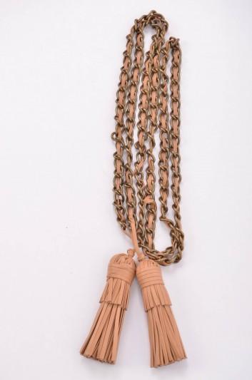 Dolce & Gabbana Cinturón Cadena Mujer - BE164C A0024