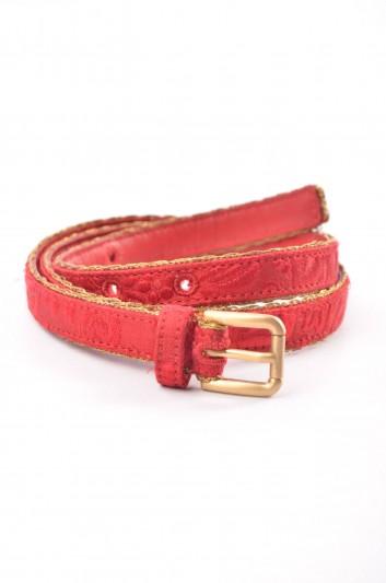 Dolce & Gabbana Cinturón Mujer - BE0996 A7529