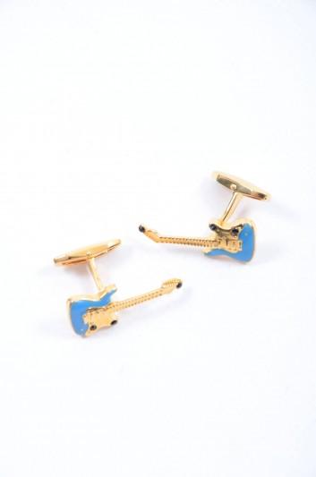 Dolce & Gabbana Men Guitar Cufflinks - WFJ3S8 W0001