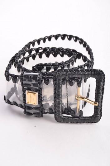Dolce & Gabbana Women Plate Belt - BE0763 A7628