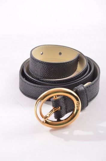 Dolce & Gabbana Cinturón Logo Mujer - BE1025 A1001