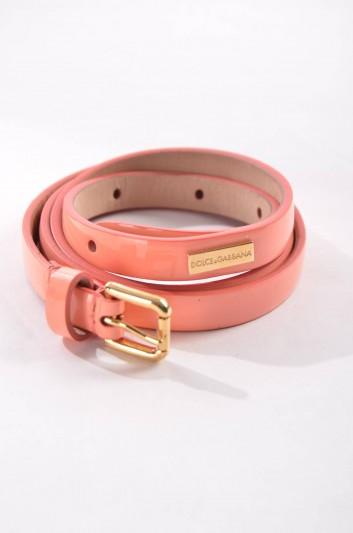 Dolce & Gabbana Cinturón Placa Mujer - BE0798 A1067