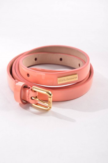 Dolce & Gabbana Women Plate Belt - BE0798 A1067