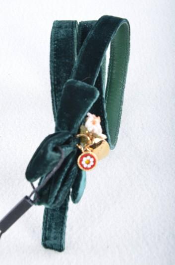 Dolce & Gabbana Cinturón Joya Mujer - BE0991 A4195