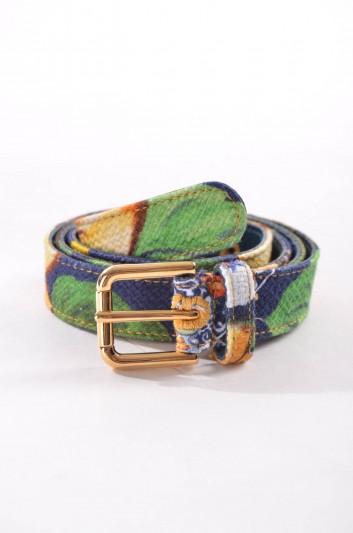 Dolce & Gabbana Cinturón Mujer - BE0867 A4384