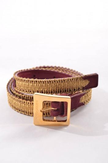 Dolce & Gabbana Women Logo Belt - BE205C A0044