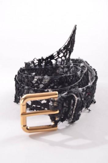 Dolce & Gabbana Cinturón Encaje Mujer - BE0867 A4673