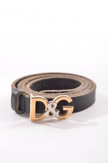 Dolce & Gabbana Cinturón Logo Mujer - BE0802 A1779