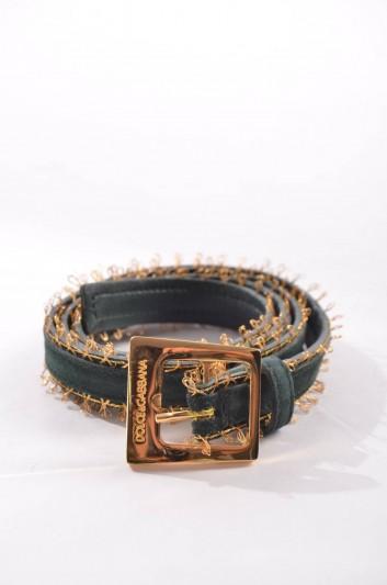 Dolce & Gabbana Cinturón Logo Mujer - BE205C A0045