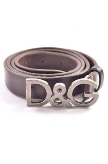 Dolce & Gabbana Men Logo Belt - BC3784 A1174