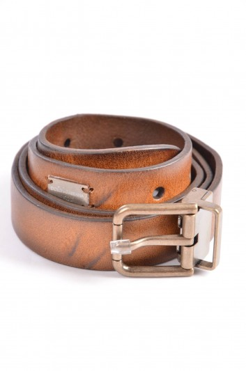 Dolce & Gabbana Men Plate Belt - BC3811 A1182