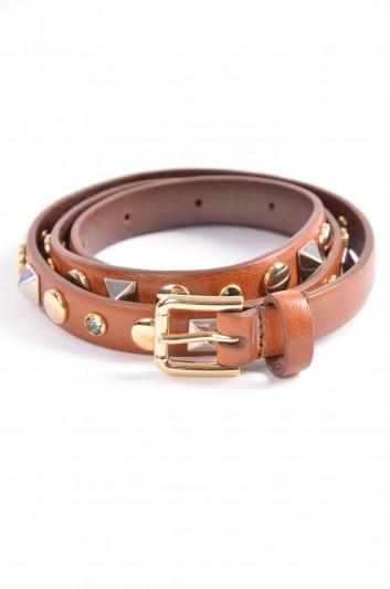 Dolce & Gabbana Cinturón Tachuelas Mujer - BE1626