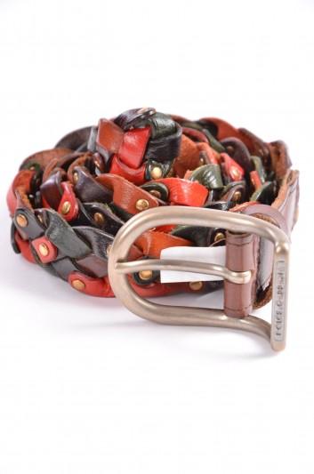 Dolce & Gabbana Cinturón Logo Hombre - BC3414 A1485