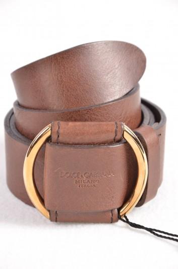 Dolce & Gabbana Men Logo Belt - BC3858 A1466