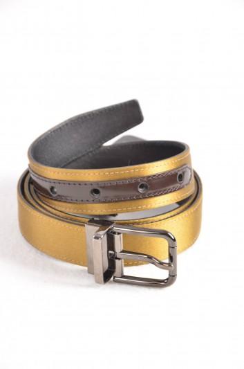 Dolce & Gabbana Cinturón Hombre - BC3614 A7759