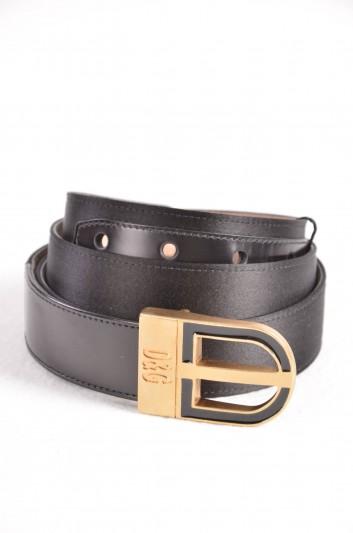 Dolce & Gabbana Cinturón Logo Hombre - BC3615 A7759