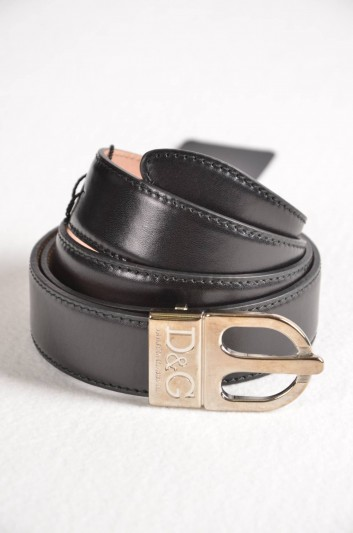 Dolce & Gabbana Men Logo Belt - BC3628 A1203