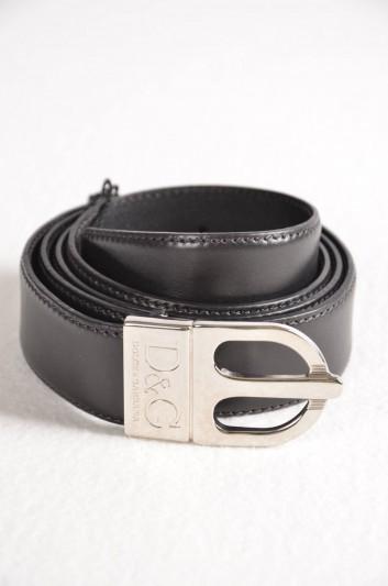 Dolce & Gabbana Men Logo Belt - BC3734 B6180