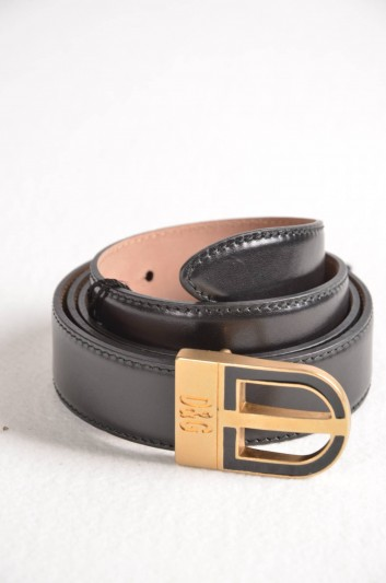 Dolce & Gabbana Cinturón Logo Hombre - BC3898 B6176