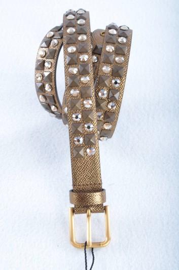 Dolce & Gabbana Women Jewel Belt - BE1059 AF159