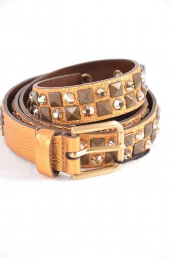 Dolce & Gabbana Cinturón Joya Mujer - BE1059 AC005