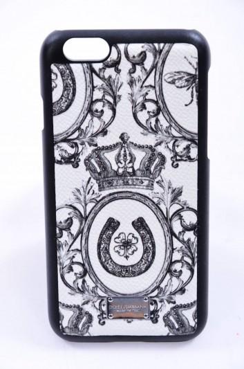 Dolce & Gabbana Funda Iphone 6/6S Placa Hombre - BP2123 AB059