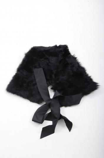 Dolce & Gabbana Women Fur Collar - FS125A FUPQ8