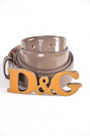 Dolce & Gabbana Cinturón Logo Mujer - BE0971 A4587
